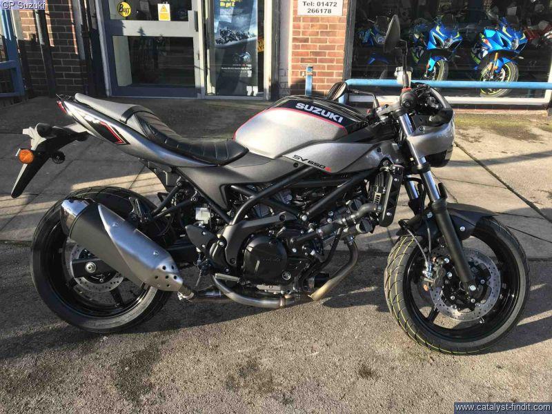 Suzuki SV650 Motorcycles for sale | New and used Suzuki